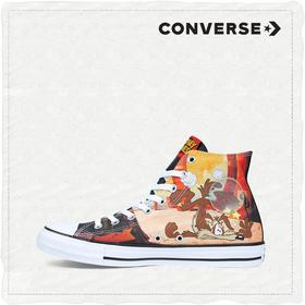 【情侣款】Converse携手Warner Bros.华纳兄弟打造了全新的Converse Chuck Taylor All Star Looney Tunes特别合作系列