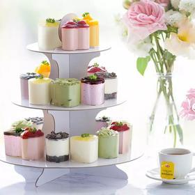 【幸福西饼】英式下午茶(24杯/15袋茶包)10-15人份(十堰)