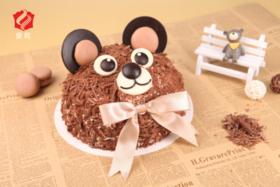 迷糊熊蛋糕