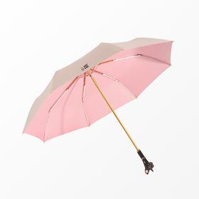Missrain丨萌猫手柄三折晴雨伞