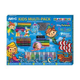 韩国AMOS 儿童美术创意豪华套装
