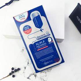 MEDIHEAL/美迪惠尔韩国可莱丝针剂水库面膜贴10片 补水保湿免洗