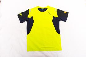 环塔拉力赛Discovery联名  男功能T恤速干透气  绿色