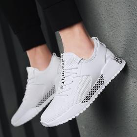 【透气可机洗】夏季透气休闲小跑鞋
