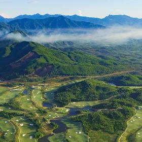 岘港巴拿山高尔夫俱乐部-Bana Hills Golf Club