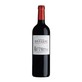 巴萨克古堡红葡萄酒,法国 高级波尔多AOC Chateau Brassac, France Bordeaux Superieur AOC