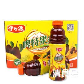 【瓶装】甘肃临夏 河州特产 啤特果汁 伊珍源啤特果汁饮料【5瓶25元、整箱15瓶60元】