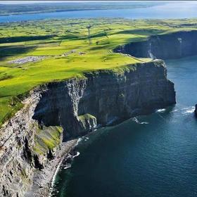 爱尔兰绿色王国高尔夫之旅