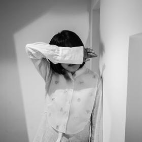 LEEWAY·谢 山水间—刺绣假领