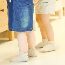 0-1 岁彩棉宝宝袜(6双)