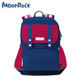 梦乐 MoonRock 儿童护脊书包,20 L / 22 L 可选!减负双肩背包,全新透气设计