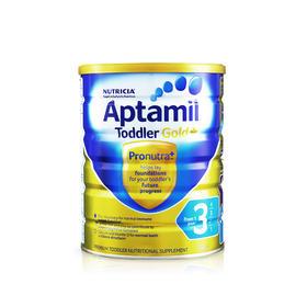 【新西兰直邮】Aptamil 爱他美金装 3段婴儿配方牛奶粉(6罐900g装)