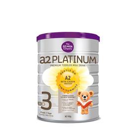 【新西兰直邮】A2 白金系列婴幼儿奶粉3段 6罐装