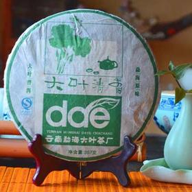 2006年云南勐海大叶清香老生茶