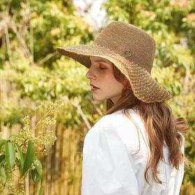 香港潮流品牌HOLF 遇见系列 夏天凹凸造型必备 草帽 遮阳帽