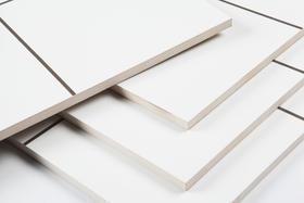 【住范儿 X 欧神诺】灰方格系列釉面瓷片墙砖 300*600 9片/箱
