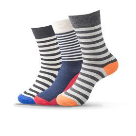条纹骚袜(3双)