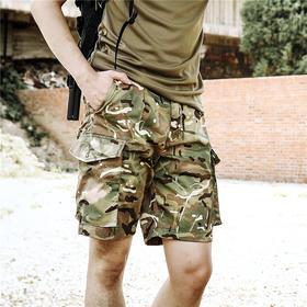 【军版物资】英军公发MTP全地形作战短裤