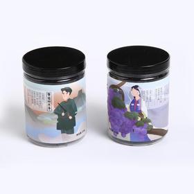 瑞安淘 爱心助农 葡萄的故事 新疆红提干罐装 250g 江浙沪包邮