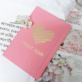 CPNZ新西兰黑皮诺精英荟Love PINOT品酒笔记本记事本