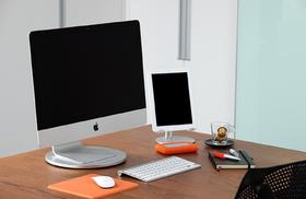 苹果电脑iMac鼠标垫 德国品牌JustMobile
