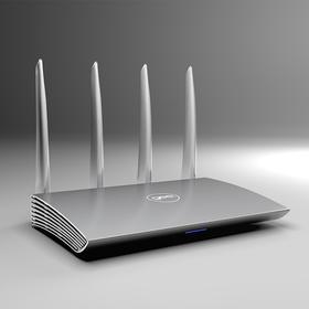极路由X 2600M三频四天线无线路由 智能wifi稳定穿墙高速家用大户型智能路由器