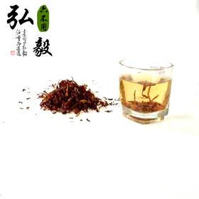 【弘毅六不用生态农场】金银花茶 银花茶 熟茶 55元/份 50克 三份包邮