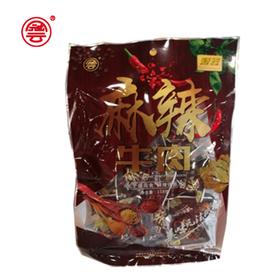 冠云平遥牛肉118g熟食山西特产麻辣味粒独立包装香辣零食小吃