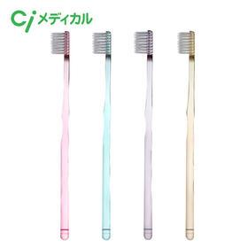 Ci日本原装进口抗菌银离子长短毛牙刷