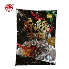 冠云平遥牛肉180g熟食山西特产麻辣粒独立包装香辣零食小吃包邮