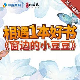 【9.9元拼团】相遇一本好书—《窗边的小豆豆》