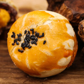 法兰巧心 海鸭蛋蛋黄酥 55g*6枚礼盒装 包邮