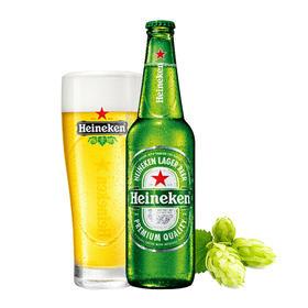 喜力(Heineken)啤酒330ml