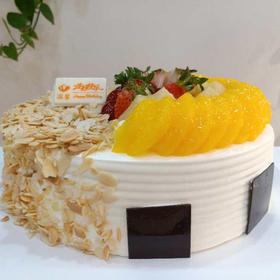 10英寸伊甸果园蛋糕