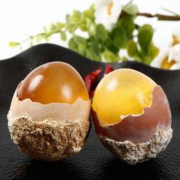 精选 | 绿色原生态无铅皮蛋变蛋 精选土鸡蛋原材料 口感爽滑 唇齿留香 一盒30枚包邮
