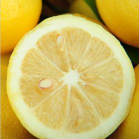 四川安岳特产一二级尤力克黄柠檬果园现摘现发大果装5斤