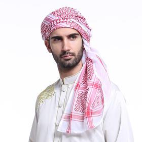 戴思达、缠头——穆斯林男士头巾 | 包邮