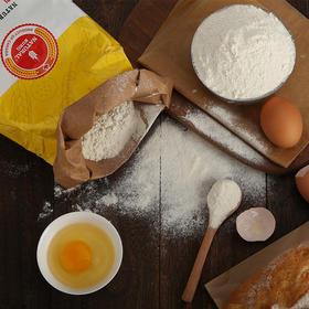Flour farine加拿大原装进口圣地博格 多功能面粉2.5KG