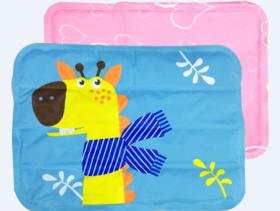 【每周秒杀、门店自提】卡通冰垫-粉红兔