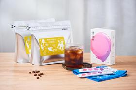 永璞x乐活 原创冷萃咖啡液 COLD BWED 生物多样性特典套装 升级款