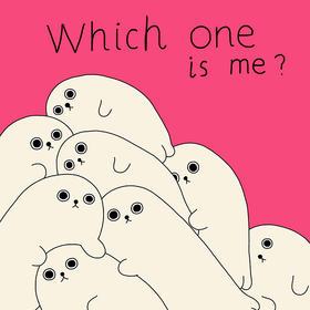 【王XX签名限量版画】Which one is me