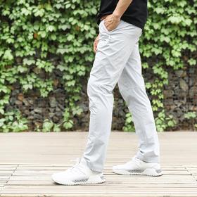 【抗污速干】轻薄防污速干浅色长裤