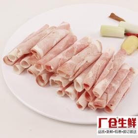 精品肥羊卷 羊肉鲜品风味食材 火锅涮品 精装250克-835399