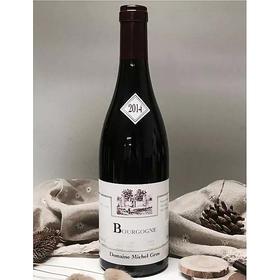 【闪购】葛罗之子庄园勃艮第干红葡萄酒2014/Domaine Michel Gros Bourgogne Rouge 2014