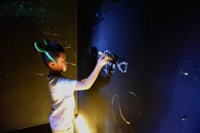 自然探索之旅—儿童展览工作坊专场活动团