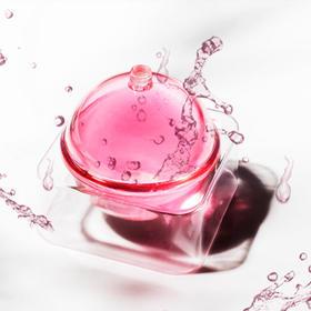 【积分商城】 Koehl 洁面水晶球 粉色鱼子酱柠檬 - 美白亮肤{海淘商品无中文标签,介意勿拍}