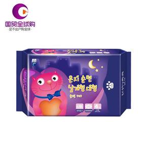 猫小菲6无纤薄超长夜用卫生巾(420mm/4P)