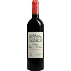 【闪购】贝露古堡干红葡萄酒 2007/Chateau Cote de Baleau 2007