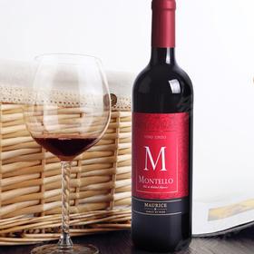 蒙特利半红葡萄酒