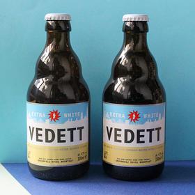 比利时白熊啤酒330ml*6支(世界杯特惠)